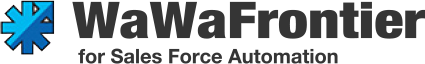 WaWaFrontier for Sales Force Automation